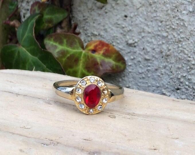 Renaissance Ring, Red, Ruby, Sterling Silver, Ireland, Irish, Royal, Jewellry, Connemara, Wild Atlantic Way, Swedish Jewellry, Eire