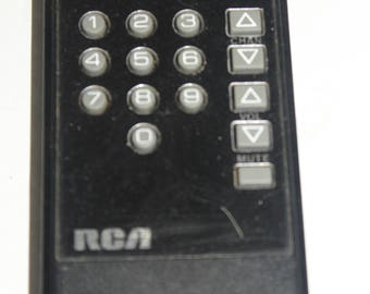 Vintage RCA Digital Remote Control Tv (NOT TESTED)