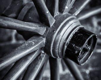 The Wheel Fine Art Print