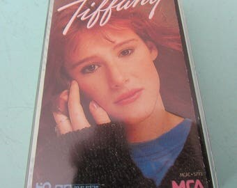 Tiffany Cassette Tape 1987 Free Shipping