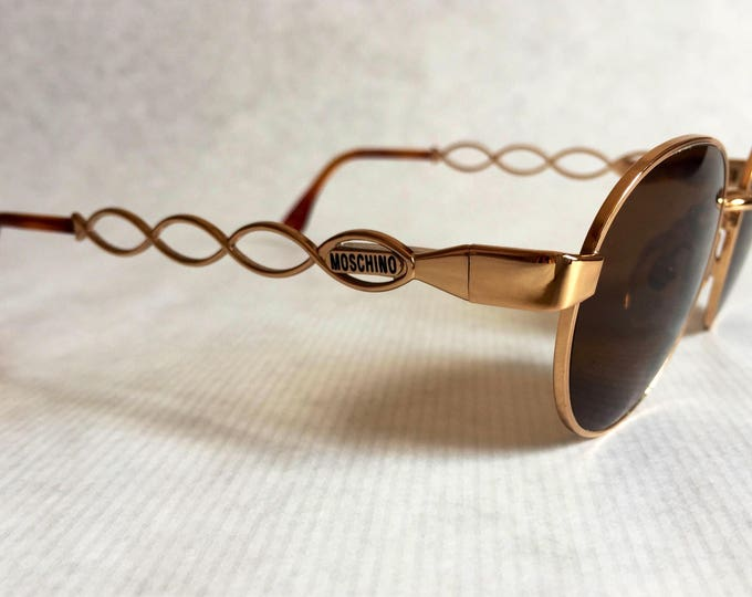 Moschino by Persol M302 Vintage Sunglasses - New Unworn Deadstock