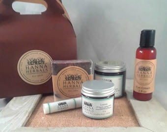 6 month Subscription Box -Dogwood Ginger -  Monthly Subscription - Sample Box - Gift Idea - Mother's Day - Sample Subscription Box