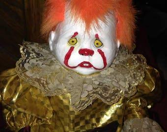 19 inch Dancing Clown