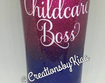 Childcare Boss cup