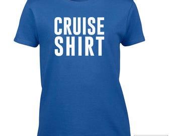Cruise Vacation Shirt - 533