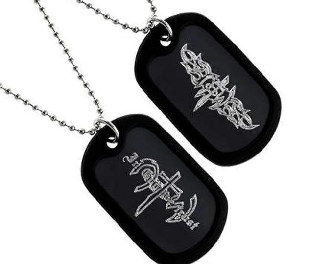"NOTW - ""In God We Trust"" Dog Tag"