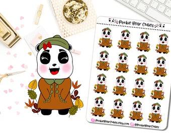 NEW! Autumn Pookie Bear-Coat