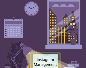 Help With Instagram - Instagram Posts, Help With Marketing, Social Media Help, Instagram Manager, Social Media Marketing, SEO, SEO Help