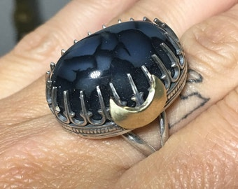Witches Brew Ring