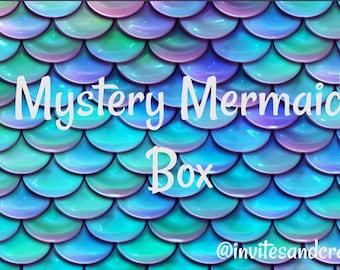 Mermaid Mystery Box