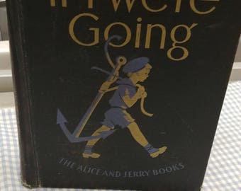 If I Were Going Alice & Jerry Level 3 Reader