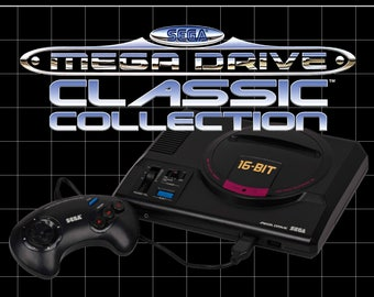 Mega Drive Classic Collection Fan Made Amiga CD32 Game. 15 Games!