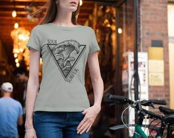 SOUL SURFER Tee, Graphic Tee, Good for the Soul
