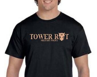 Military Police U.S. Army Tower Rat