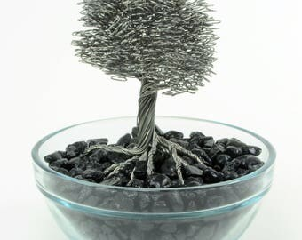 Stainless Steel Wire Tree #7