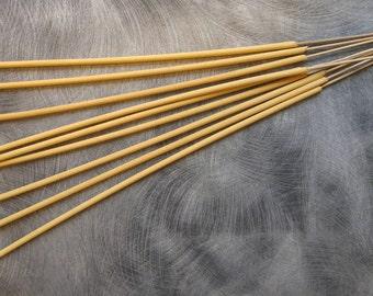 """100 Unscented Incense Sticks 10.5"""""""
