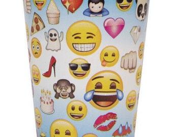 Emoji Paper Cups 8ct
