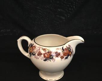 Royal Cauldon ''Majestic'' Creamer.  3-1/4''  (CGP-1127)