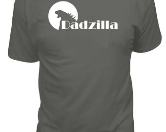 Dadzilla Funny Tee, Dad, Father, Father's day, Gift, Dad's Day.