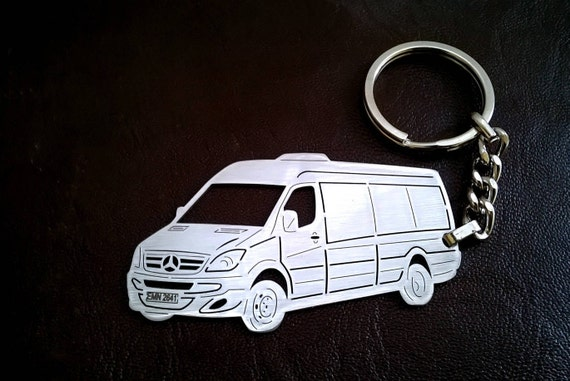 Mercedes keychain mercedes benz keychain mercedes sprinter for Mercedes benz keychain