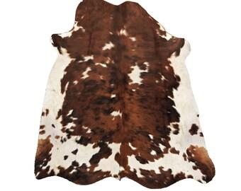 Tricolor Cowhide Rug - Tricolour Cowhide - Handpicked Natural Cowhide