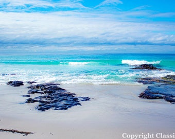 Beach Photography, Beach Photo, Beach Print, Coastal Art, Seascape, Landscape Photography, Wall Art, Fine Art Photography, Ocean Photography