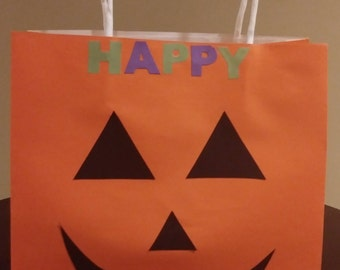 Halloween gift bags | Etsy