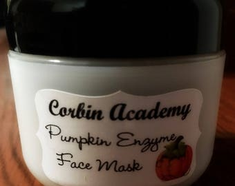 Pumpkin Enzyme Face Mask