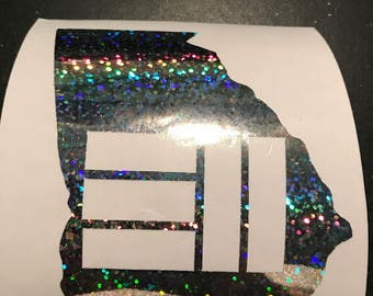 311 band*STATE logo *HOLOGRAPHIC FOIL*