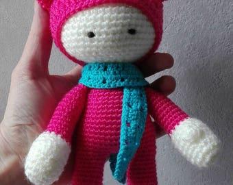 Koguma wool doll