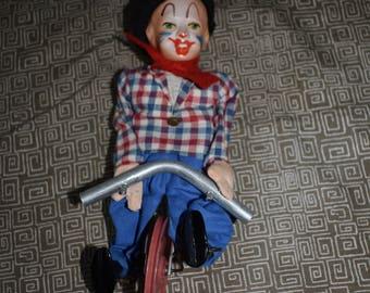 Mid Century A Feco Clown Toy