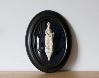 Reliquary frame