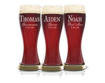 Groomsmen Beer Mug, Engraved Beer Mug, Personalized Beer Mug, Wedding Gift Groomsmen, Wedding Favors Beer Mugs, Groomsmen Gift, Best Man