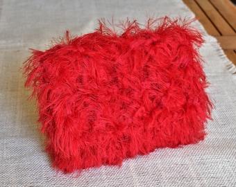 Red handbag | Etsy