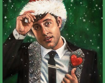 Nick Pitera - The Christmas Album (2017 signed CD)