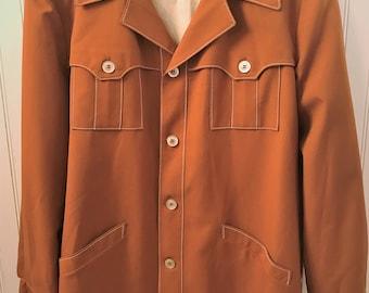Vintage Retro Men's Jacket | 1960's | 1970's | Mod