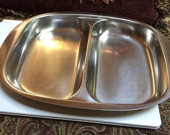 Cultura Swedish Stainless Steel Tray