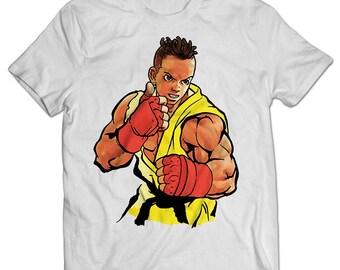 Street Fighter III Sean T-shirt
