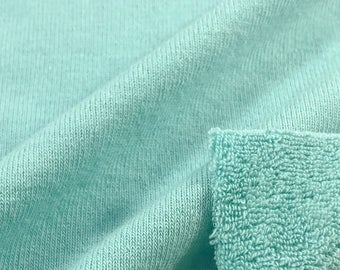 Loop Terry Knit Fabric