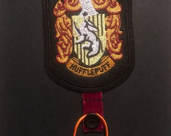 Hufflepuff Harry Potter Bookmark