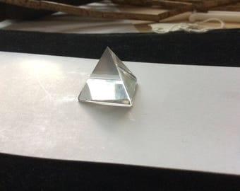 10mm swarovski crystal pyramid prism