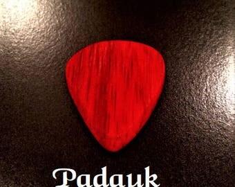 Tone Wood Guitar Picks - Padauk