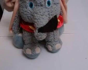 Vintage Disneys Dumbo Stuffed Animal