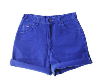 SALE - Vibrant High Waisted Shorts
