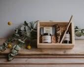 Elegance box, wooden gift...