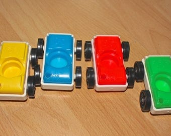 Fisher Price Single Passenger Car