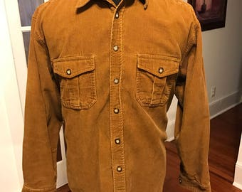 Vintage 90's Old Navy Cotton Long Sleeve Shirt