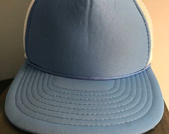1980's Snap Back Trucker Hat