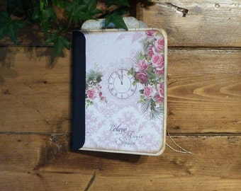 Winter and christmas junk journal