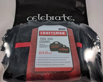 Tool Gift Set: Craftsman 100-piece Kit with 10 & 12 in bags, Snap-on Multi Tool